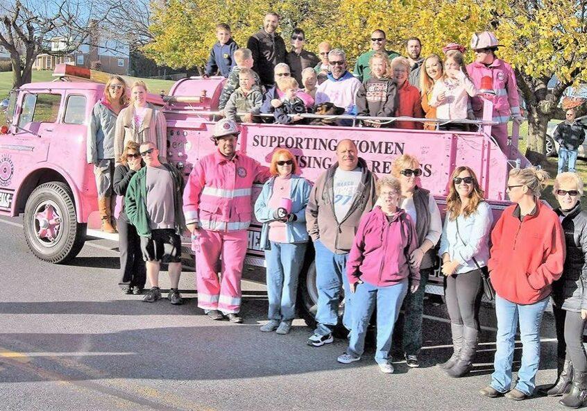 Pink Heals – Lehigh Valley Chapter